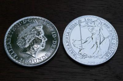 United Kingdom Silver Britannia