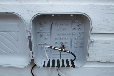 Xfinity cable box