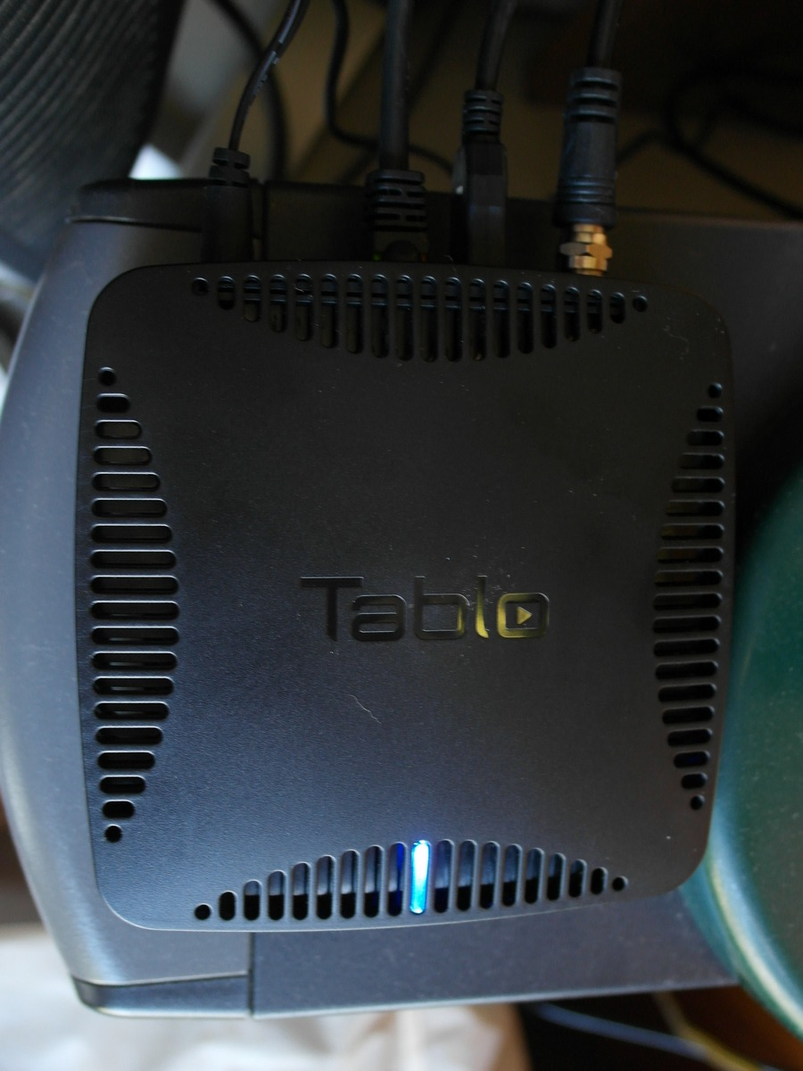 Tablo OTA DVR – Ted's Blog